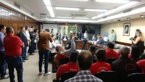 Votação foi adiada na última sessão
