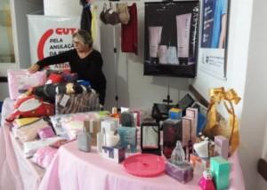 Venda de perfumes, cosméticos e outros produtos vai até 6ª feira