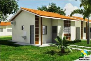 Aquisição da casa própria pelo programa é financiada pela CEF