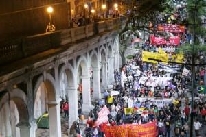Sindicato participou de todas as mobilizações contra mudança da CLT
