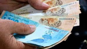 Pagamento dinheiro