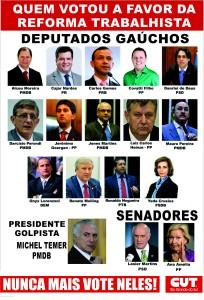 deputados-e-senadores-que-votaram-contra-os-trabalhadores