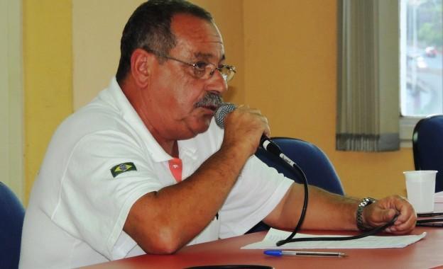 Presidente do sindicato, Loreni Dias