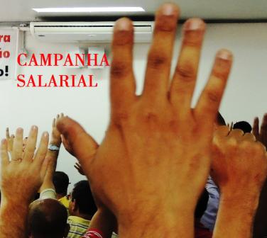 Campanha Salarial 2018 site