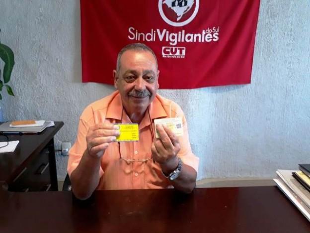 É mais uma conquista do sindicato para a categoria, disse o presidente Dias