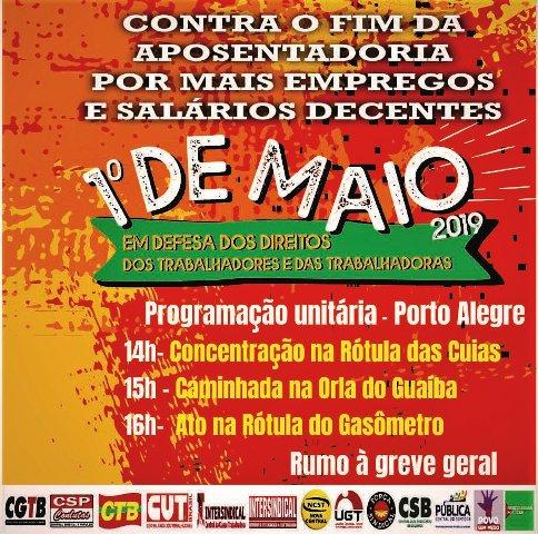 Programação em Porto Alegre