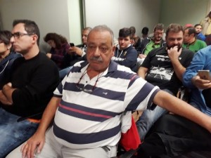 Presidente Dias compareceu à plenária