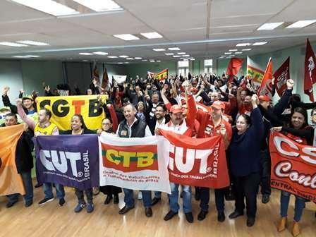 Mobilização já é grande para a greve que vai parar o País