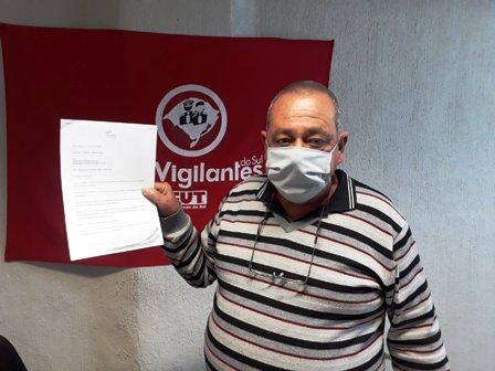"""Dias com o documento enviado pelo Sindesp: """"Não aceitaremos nenhuma imposição e nem ameaças"""""""