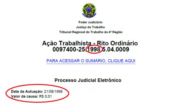 Processo Camargo