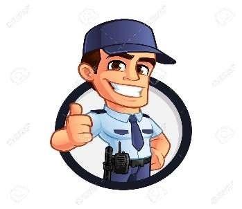 Vigilante - ilustração
