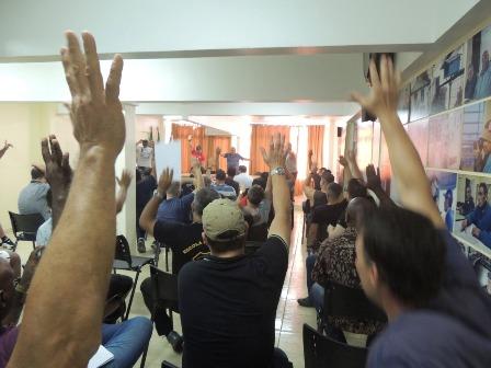 O Sindivigilantes do Sul vai convocar, em breve, as primeiras assembleias do ano