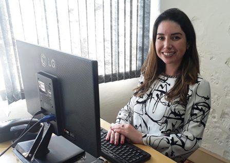 Dra. Ana Paula Brito Fogaça, advogada previdenciária da assessoria jurídica